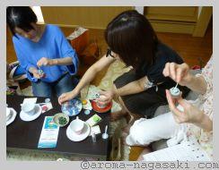 アロマ長崎・リブレア 健康cafe02