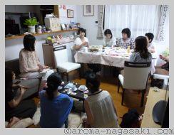アロマ長崎・リブレア 健康cafe01